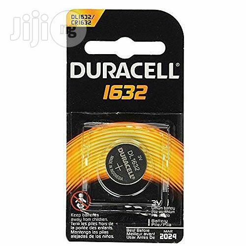 USA Duracell Cr1632 Car Remote Batteries - 1632