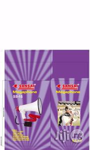 Handheld Megaphone With Recorder | Audio & Music Equipment for sale in Lagos State, Ojo