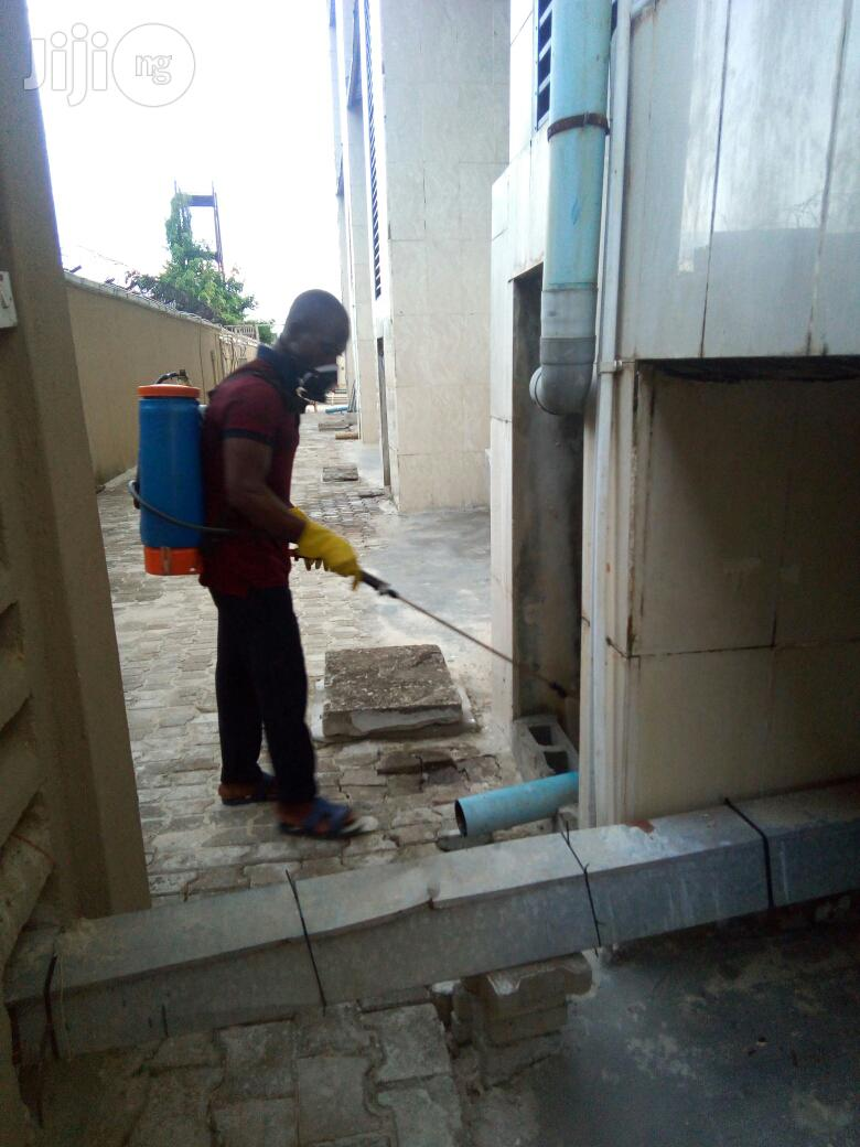 Cleaning/Fumigation/Tiles Polishing | Cleaning Services for sale in Egbe Idimu, Lagos State, Nigeria