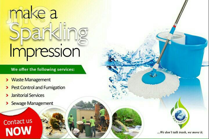 Cleaning and Fumigation Services | Cleaning Services for sale in Alimosho, Lagos State, Nigeria