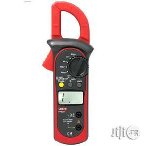 UNI-T Digital Clamp Multimeter UT-200 | Measuring & Layout Tools for sale in Lagos State, Ikeja