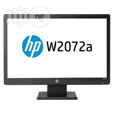 HP Monitor 20 Inches