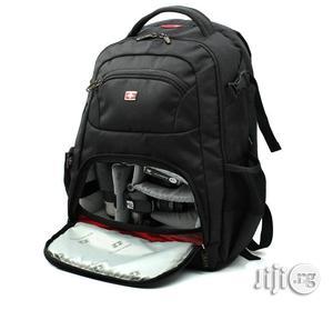 342 Swiss Gear Waterproof DSLR Camera Backpack   Bags for sale in Lagos State, Ikeja