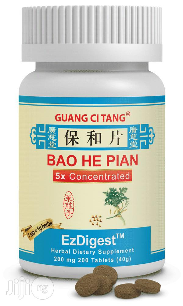 Ezdigest (Bao He Pian) for Acid Reflux, Bloating and Stomach Problems