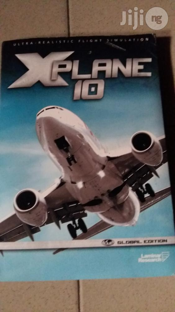 Xplane 10 Aircraft Simulation Cds | CDs & DVDs for sale in Port-Harcourt, Rivers State, Nigeria