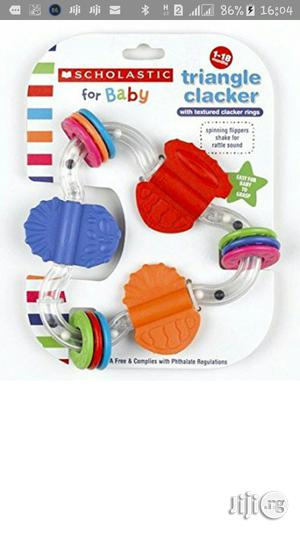 Scholastic Baby Rattle | Toys for sale in Lagos State, Ikeja