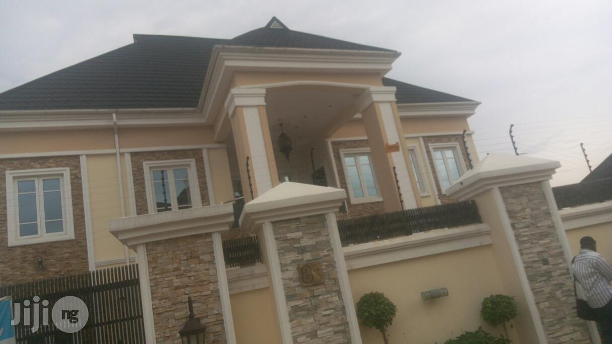 Newly Built 5 Bedroom Duplex In Opic Estate | Houses & Apartments For Sale for sale in Ojodu, Lagos State, Nigeria