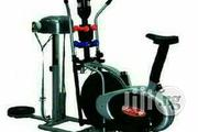 Exercise Bike With Massager | Massagers for sale in Lagos State, Victoria Island