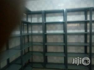 Open Metal Shelf/Racks | Furniture for sale in Rivers State, Port-Harcourt