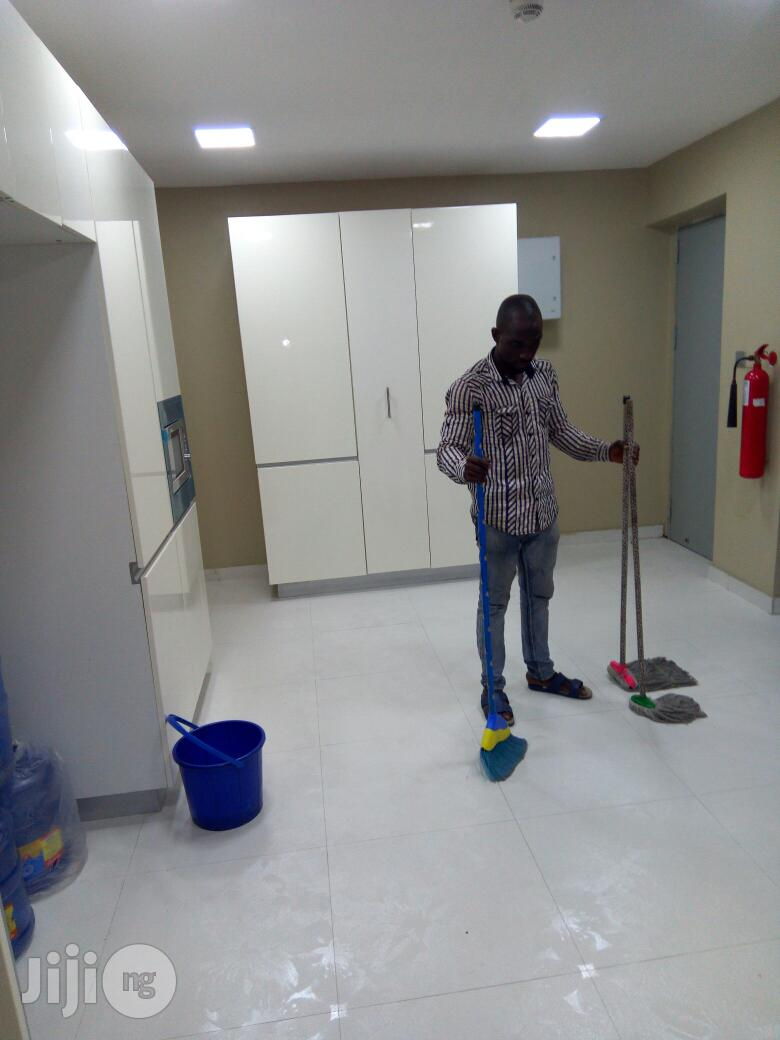 Cleaning/Tiles Polishing/Fumigation Services