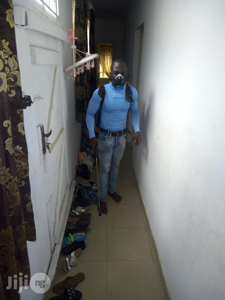 Cleaning/Tiles Polishing/Fumigation Services   Cleaning Services for sale in Shomolu, Lagos State, Nigeria