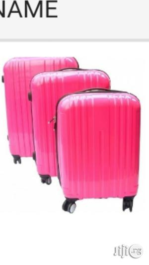 ABS Trolley Luggage 3 Set | Bags for sale in Lagos State, Ikeja