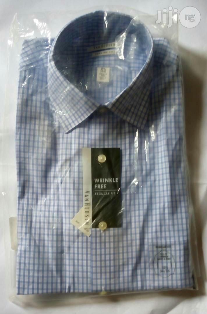 Van Heusen Cotton Shirt