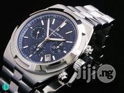 Vercheron Constantin Silver Chronograph Watch   Watches for sale in Lagos State, Lagos Island