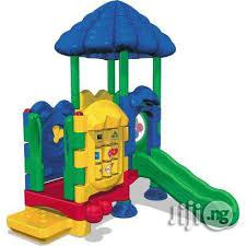 Available For Purchase, Colorful Kiddies Playground Slides With Climbs   Toys for sale in Lagos State, Ikeja