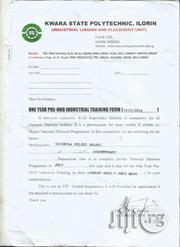 Warehouse Stocker | Internship CVs for sale in Lagos State, Victoria Island