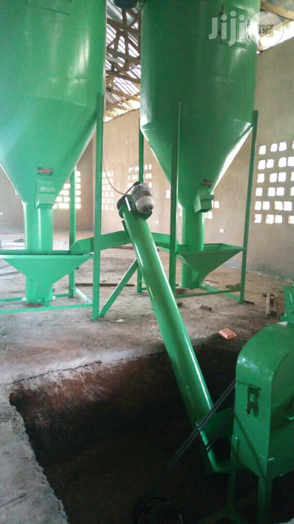 Feed Mill Machine For Poultry | Farm Machinery & Equipment for sale in Oshodi-Isolo, Lagos State, Nigeria