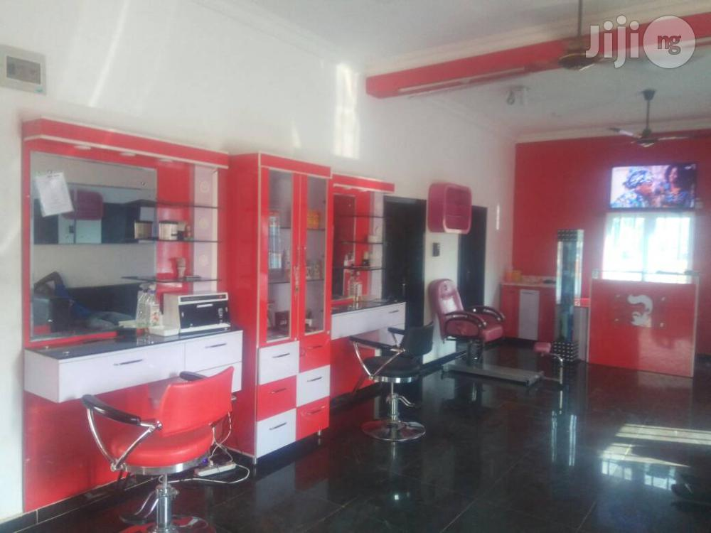 Saloon Interior Design | Building & Trades Services for sale in Lagos State, Nigeria