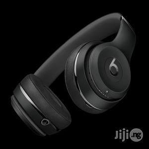 100% Original Beats Solo3 Wireless On-Ear Headphones | Headphones for sale in Lagos State, Apapa