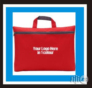 We Offer Customizable Seminar Bag/Conference Folder   Manufacturing Services for sale in Lagos State, Ikeja