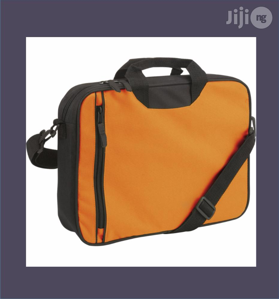 Great Seminar Bag / Conference Bag With Strap