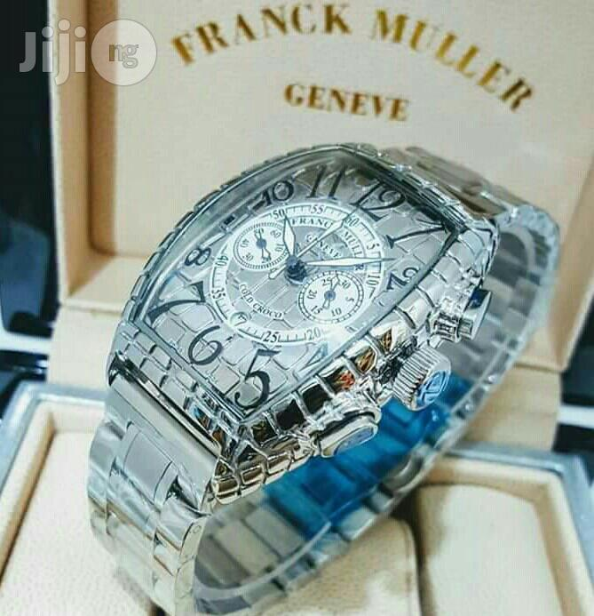 Frank Muller Male Wrist Watch