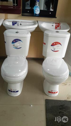 Best Quality Sanitary Wares - W C Set