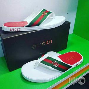 Gucci Palm Italian Slippers For Man | Shoes for sale in Lagos State, Lekki