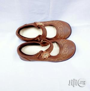Brown Girls Shoe | Children's Shoes for sale in Lagos State, Lagos Island (Eko)