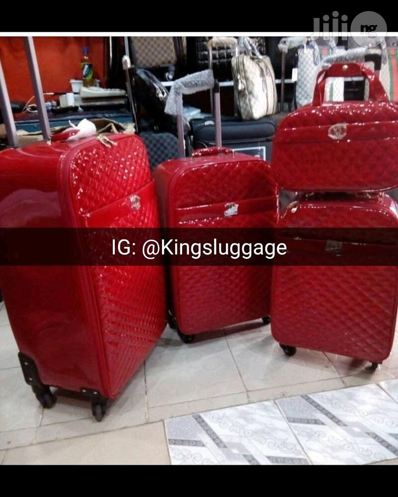 Red Channel Luggage