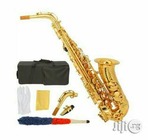 {YAMAHA}.Alto Saxophone Quality   Musical Instruments & Gear for sale in Lagos State