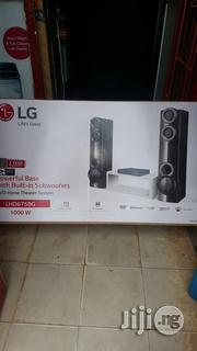 Brand New LG Bodyguard Home Theatre 1000w With Bluetooth And USB Port HDMI Cable | Audio & Music Equipment for sale in Lagos State, Ojo