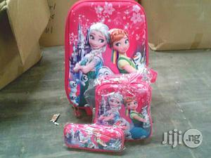 3 In 1 Trolley School Bags | Babies & Kids Accessories for sale in Lagos State, Ikeja
