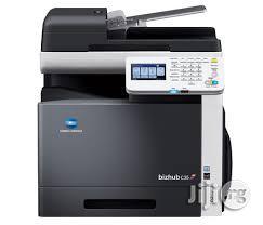 Konica Minolta Bizhubc35 DI (Direct Image ) Colored Photocopy