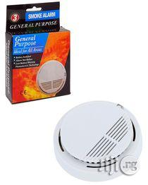 Wireless Smoke Alarm Detector | Safetywear & Equipment for sale in Lagos State, Ikeja