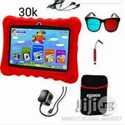 Kids Educational Tablet With Glass   Toys for sale in Lagos State, Ikeja