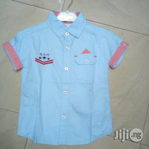 SNH Boys Shirts | Children's Clothing for sale in Lagos State, Yaba