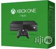 Xbox One Console Black 1TB | Video Game Consoles for sale in Lagos State