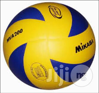 Brand New Mikasa Volleyball