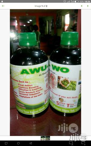 Awu-Wo Herbal Drink for Diabetes   Vitamins & Supplements for sale in Lagos State, Ojodu