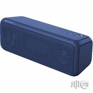 Sony SRS-XB3 Portable Wireless Speaker With Bluetooth - Blue | Audio & Music Equipment for sale in Lagos State