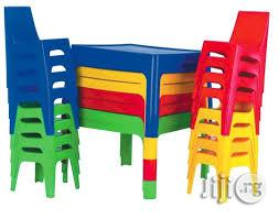 Children Chairs And Tables On Bethelmendels   Children's Furniture for sale in Lagos State, Ikeja