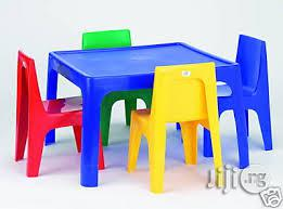 Affordable Chairs And Tables For Children   Children's Furniture for sale in Lagos State, Ikeja