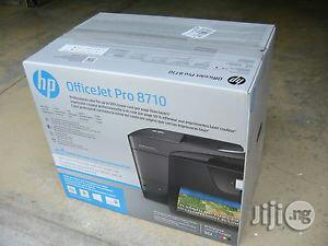HP Officejet Pro 8710 All-In-One Printer | Printers & Scanners for sale in Lagos State, Ikeja