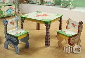 Children Quality Chairs And Tables   Children's Furniture for sale in Lagos State, Ikeja