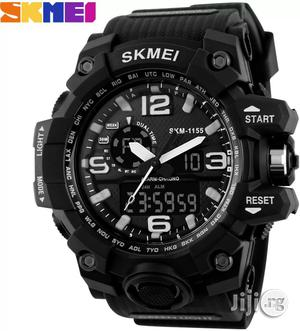 Skmei-1155,Analog Digital Watch for Men   Watches for sale in Lagos State, Ikeja