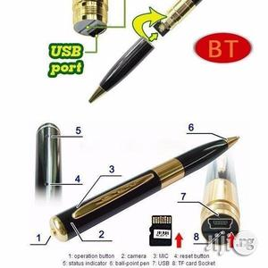 Superb Quality Spy Pen With Memory Card | Security & Surveillance for sale in Lagos State, Ikeja