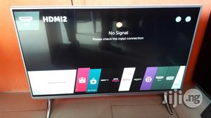 43 Inches LG Smart WEBOS Led Tv . 2016 Model | TV & DVD Equipment for sale in Lagos State, Ojo