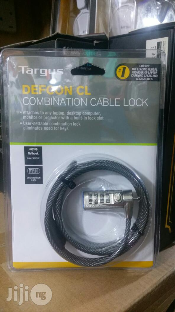 Targus Combination Cable Lock