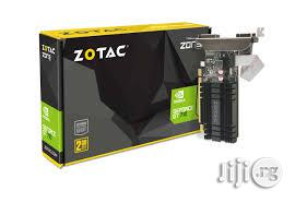 Zotac 2GB Vga Card Pci Express Gt- 710   Computer Hardware for sale in Lagos State, Ikeja